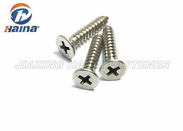 چین DIN 7982 فولاد ضدزنگ 304 Phillips Self Tapping Screw Head Screw کارخانه