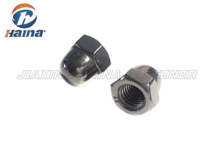 Stainless Steel A2-70 A4-80 DIN1587 Hexagon Dome Cap Nut Dome Nut Acorn Nut Hex Head Cap Nut